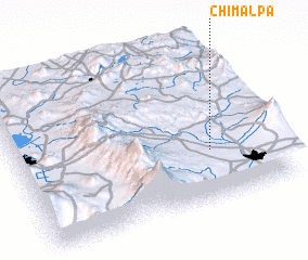 3d view of Chimalpa