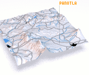 3d view of Panotla