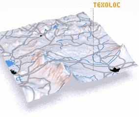 3d view of Texoloc