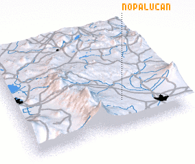 3d view of Nopalucan