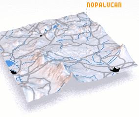 3d view of Nopalucan
