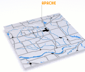 3d view of Apache