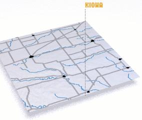 3d view of Kiowa