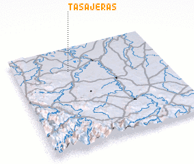 3d view of Tasajeras