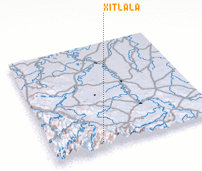 3d view of Xitlala