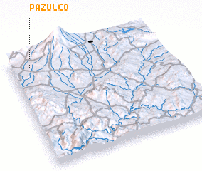 3d view of Pazulco