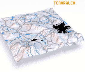 3d view of Tenopalco