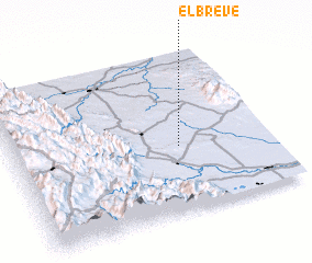 3d view of El Breve