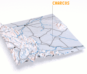 3d view of Charcos