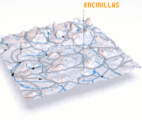 3d view of Encinillas