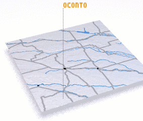3d view of Oconto