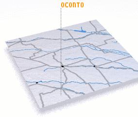 3d view of Oconto