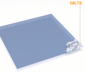 3d view of Salto