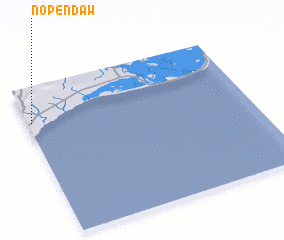 3d view of Nopendaw