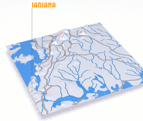 3d view of Ianiama