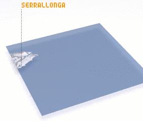 3d view of Serrallonga