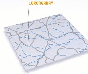 3d view of Léré Nganay