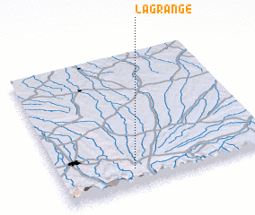 3d view of Lagrange