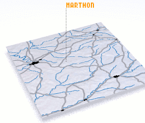 3d view of Marthon