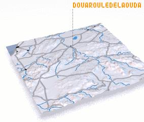 3d view of Douar Ouled el Aouda