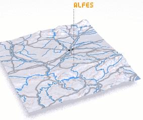 3d view of Alfés