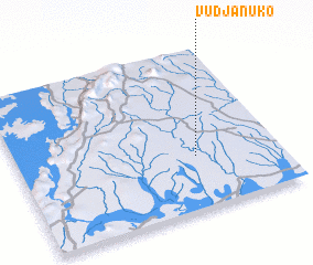 3d view of Vudjanuko