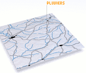 3d view of Pluviers