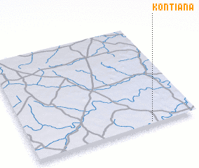3d view of Kontiana