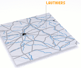 3d view of Lauthiers