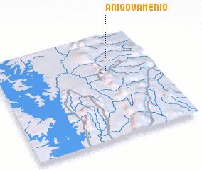 3d view of Anigouaménio