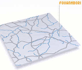 3d view of Fouanmbori