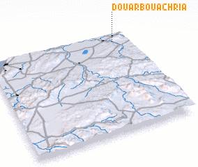 3d view of Douar Bou Achria