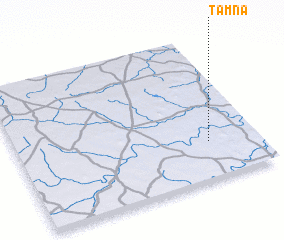 3d view of Tamna