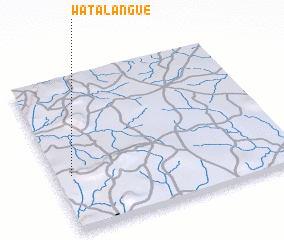 3d view of Watalangue