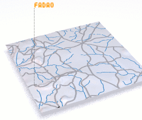 3d view of Fadao