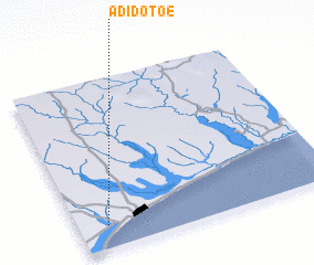 3d view of Adidotoe