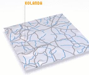 3d view of Kolanda