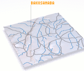 3d view of Bako Samaba