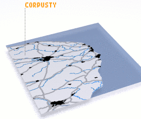 3d view of Corpusty