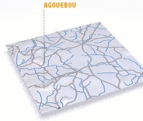 3d view of Agouébou