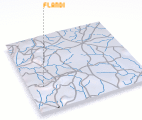 3d view of Flandi