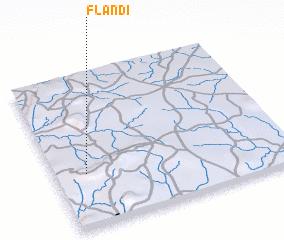 3d view of Flandi