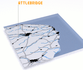3d view of Attlebridge