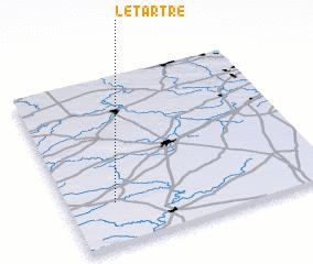 3d view of Le Tartre