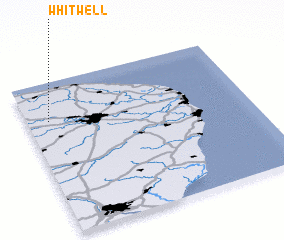 3d view of Whitwell