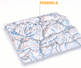 3d view of Peramola
