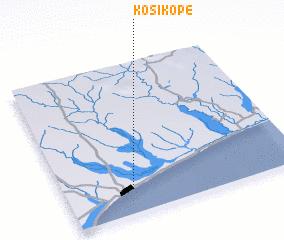 3d view of Kosi Kopé