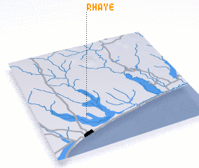 3d view of Rhayé
