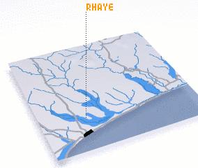 3d view of Rhayé