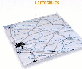 3d view of Letteguives